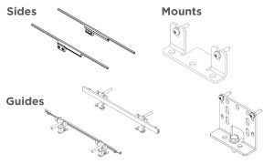 Sides, Guides, and Mounts...Oh My!